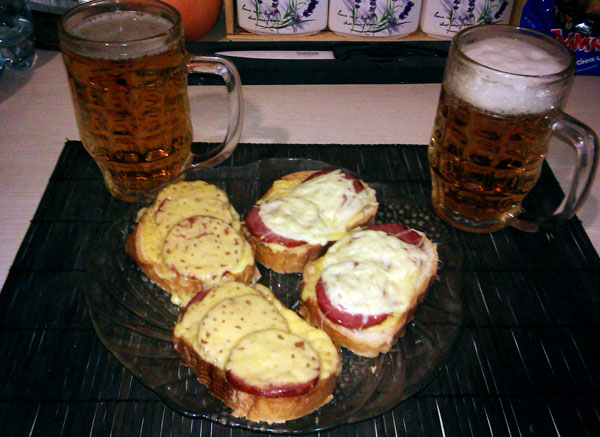 Готові бутерброди